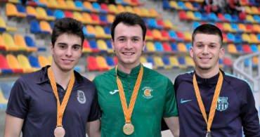 Els Sub20 disputen a Madrid el Campionat d'Espanya PC