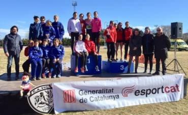 "Campionat de Catalunya de Cros ""El centenari""."