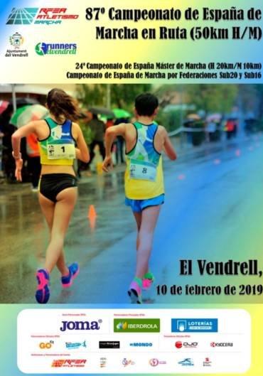 Campionat d'Espanya de 50 km marxa