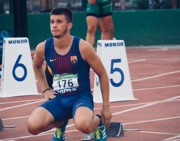 L'entorn d'Arnau Monné denuncia un menyspreu a l'atleta