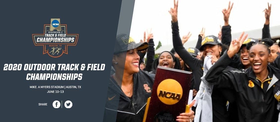 Catalans a la NCAA Track&Field