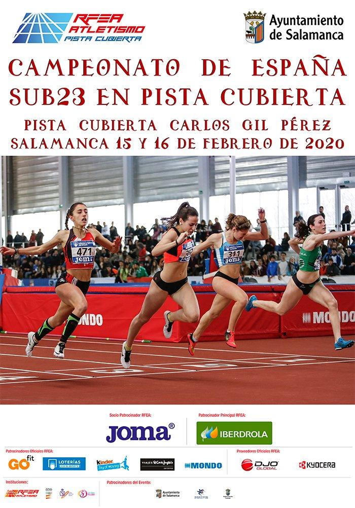 Prèvia Campionat d'Espanya Sub23 PC
