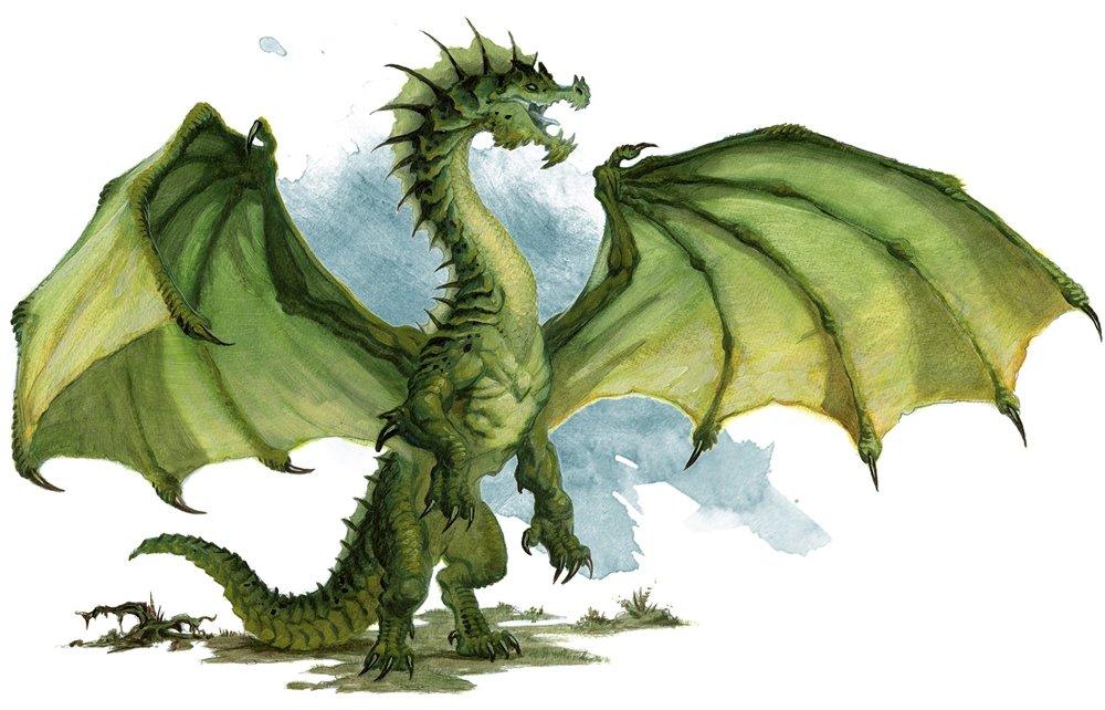 Què passaria si un drac apareix al Serrahima?