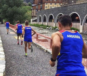 Andorra comença a córrer