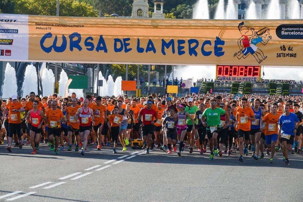 Barcelona garanteix la cursa de la Mercè fins i tot amb més participants