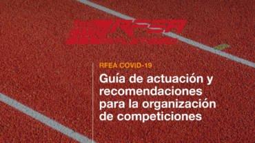 La RFEA publica la guia per organitzar competicions