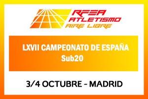 SUB20 a Madrid, mesures especials