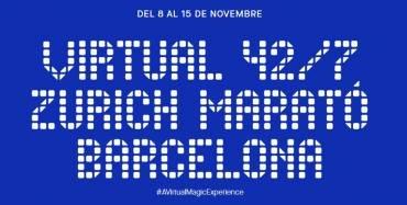 Virtual 42/7 Zurich Marató de barcelona
