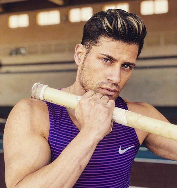 Albert Álvarez, l'atleta