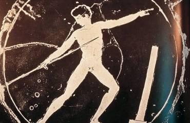 Atletisme en temps dels grecs (3): Els avantpassats llançadors
