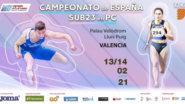 València acull el campionat sub23
