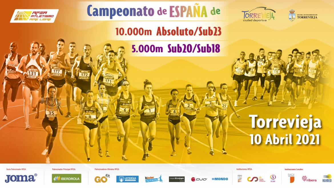 10.000m il·lusionants a Torrevieja