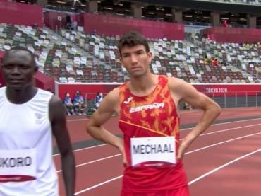 Mechaal avança a semifinals